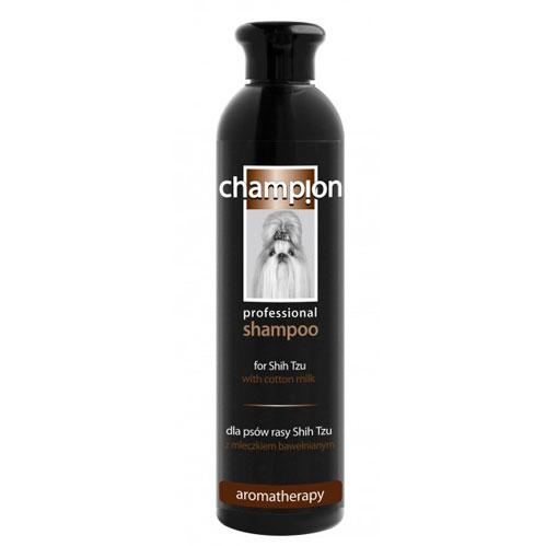Champion szampon dla psów rasy Shih Tzu